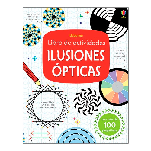 31e2191c82 Ilusiones ópticas. Libro de actividades