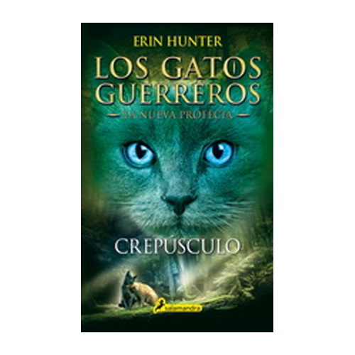 Los Gatos guerreros. La nueva profecía 5. Crepúsculo