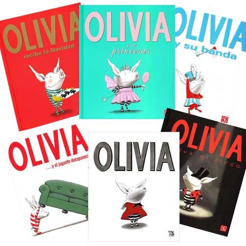 Olivia-paquete